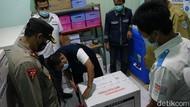 Kota dan Kabupaten Probolinggo Terima Vaksin COVID-19