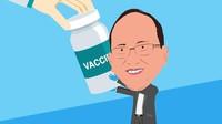 Pengusaha Sebut Vaksin Mandiri Pakai Sinopharm dan Moderna