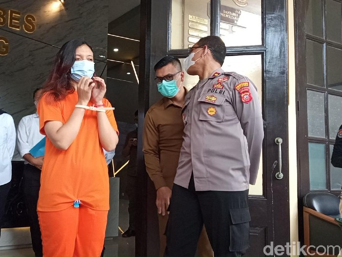 Wanita Muda Bandung Penculik Bocah