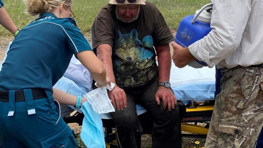Hilang 18 Hari, Seorang Pria Ditemukan Selamat di Hutan Australia