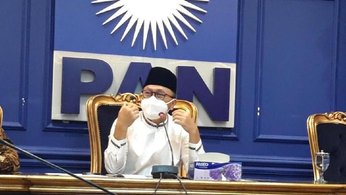 Ketum PAN Zulkifli Hasan.