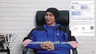 Anji Positif Corona, Jadi OTG 13 Hari Isolasi Mandiri
