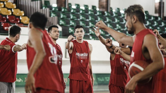 Bali United Basket