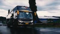 Cerita Mas Wahid Bangun Bus Pariwisata dari Armada Bekas
