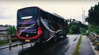 Lebih Murah dari Alphard, Simak Spesifikasi dan Fitur Bus Pariwisata Mas Wahid