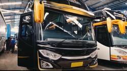 Intip Perubahan Bus Mas Wahid yang Dibangun dari Armada Bekas