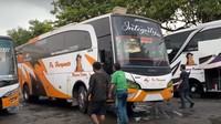 Alasan Mas Wahid Permak Bus Bekas untuk Jadi Bus Pariwisata