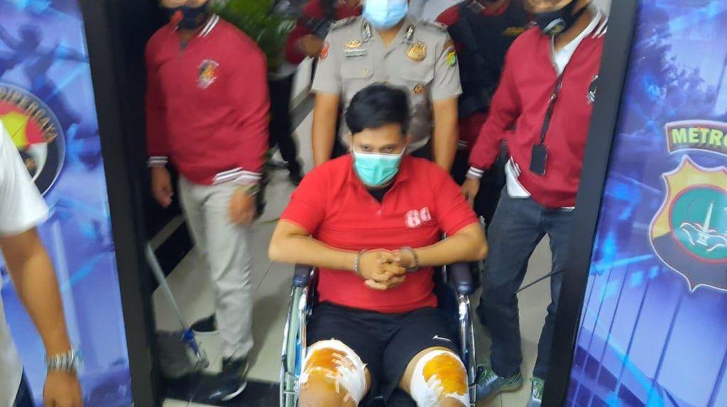 Akhir Pelarian 3 Bulan Buron Begal Sepeda Kolonel Marinir