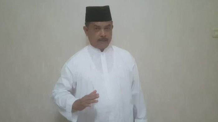 Eks Wali Kota Padang Fauzi Bahar (dok. Istimewa)