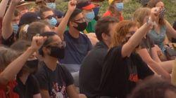 Ribuan Demonstran Beraksi di Hari Invasi Australia
