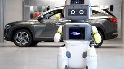 Wiraniaga Dealer Hyundai Bakal Diganti dengan Robot