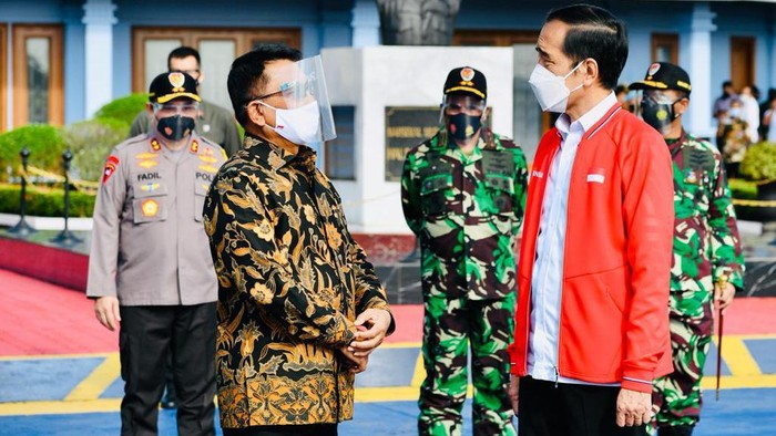 Jokowi Akan Resmikan Jalan Tol Kayu Agung-Palembang.