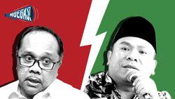 Eks HTI Dilarang Maju di Pemilu: Politikus PDIP vs PKB Beda Pendapat