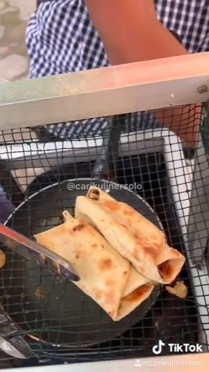 Kebab di Solo Harganya Cuma Rp 2 Ribu