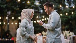 Resmi Menikah, Kesha Ratuliu Terima Maskawin 19,7 Gram Emas