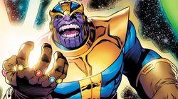 Thanos Jadi Vampir di Komik Marvel Berikutnya, Apa Jadinya?