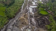 Lahan Pertanian di Tasikmalaya Beralih Fungsi Jadi Tambang Pasir