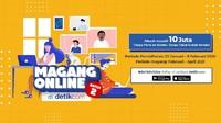 Dapat Insentif Rp 10 Juta, Yuk Daftar Magang Online detikcom Batch 2!