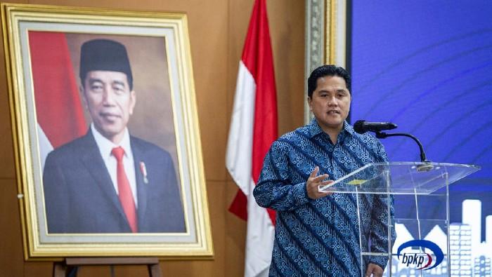 Menteri BUMN Erick Thohir jalin kerja sama dengan BPKP