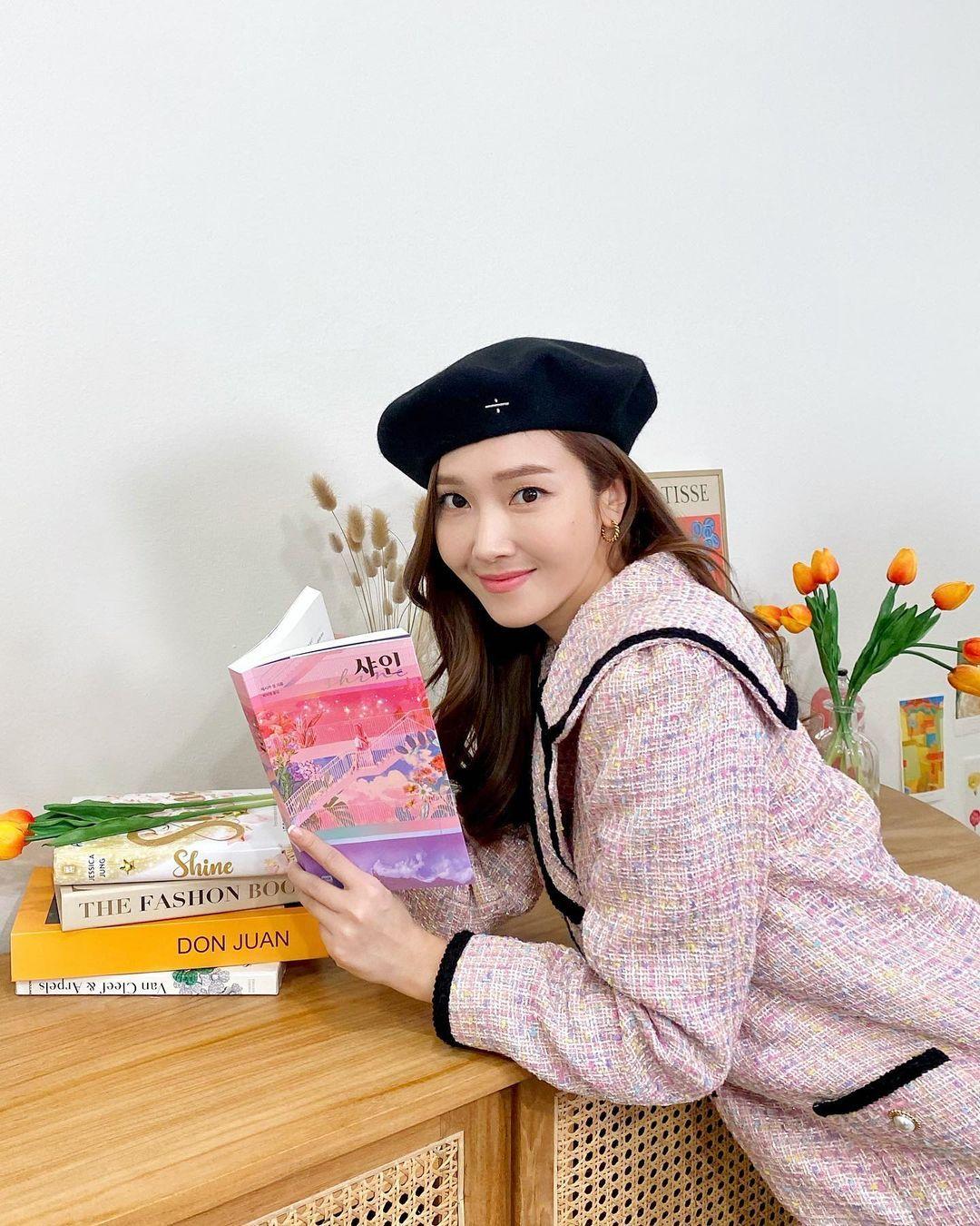 Novel Jessica Jung