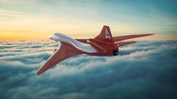 Pesawat supersonik bisnis AS2 akan memiliki 8-12 penumpang akan melakukan perjalanan dengan kecepatan Mach 1.4 (lebih dari 1.000 mph). Artinya, kecepatan itu dapat memotong tiga setengah jam waktu perjalanan standar New York ke Cape Town, dan lebih dari empat jam perjalanan antara JFK-Singapura, dan JFK-Sydney.