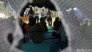 Polda DIY Serukan Prokes Bagi Pengungsi Merapi