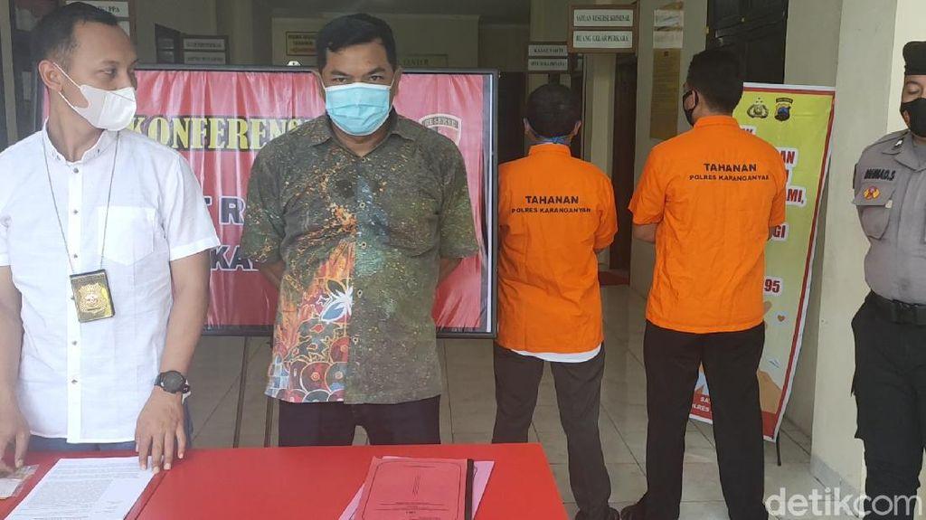 Dibongkar! Praktik Penjualan Pupuk Subsidi Ilegal di Karanganyar