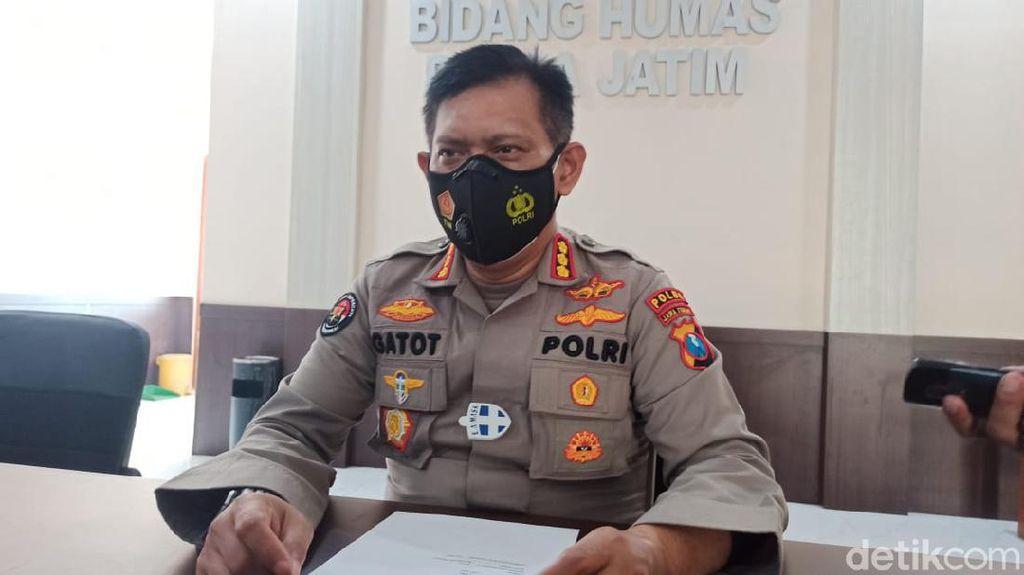 Hasil Operasi Yustisi PPKM di Jatim Selama 2 Pekan Capai Rp 500 Juta