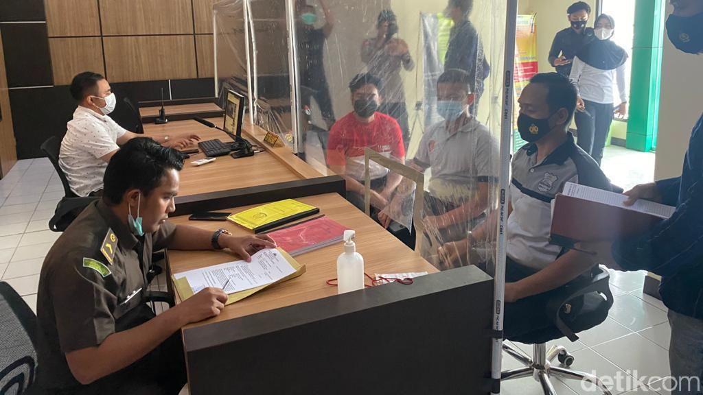 Gas Pol! Berkas Oknum Polisi Rekam Wanita Dilecehkan Dilimpahkan ke JPU