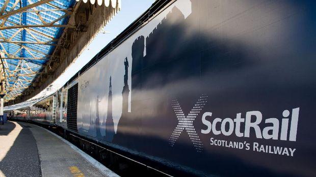 ScotRail, kereta api Skotlandia