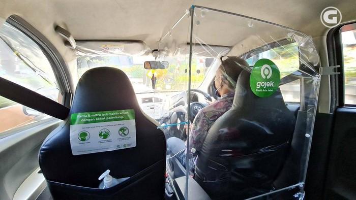 Selama pandemi, Gojek menjalankan berbagai inisiatif berkaitan dengan perlindungan penumpang maupun mitra driver.