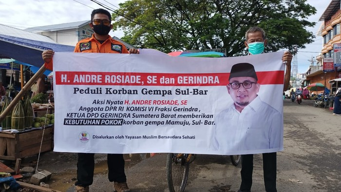Bantuan Andre Rosiade