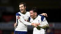 Wycombe Vs Tottenham: Menang 4-1, Spurs Jumpa Everton di 16 Besar Piala FA