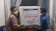 Kabupaten Trenggalek dan Tulungagung Dapat Ribuan Dosis Vaksin COVID-19