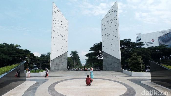 Monumen Perjuangan (Monju) Jawa Barat yang berada di Jalan Japati, Kota Bandung sudah selesai direvitalisasi. Revitalisasi tersebut sudah rampung dan tinggal menunggu peresmian oleh Pemerintah Provinsi Jawa Barat.