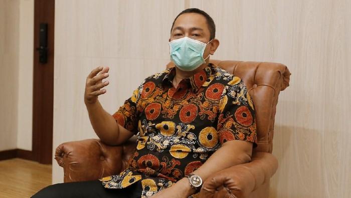 Wali Kota Semarang Hendrar Prihadi