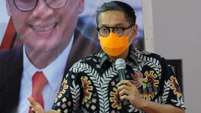 Anggota Komisi X DPR RI dari Fraksi PDI Perjuangan (PDIP) Putra Nababan.