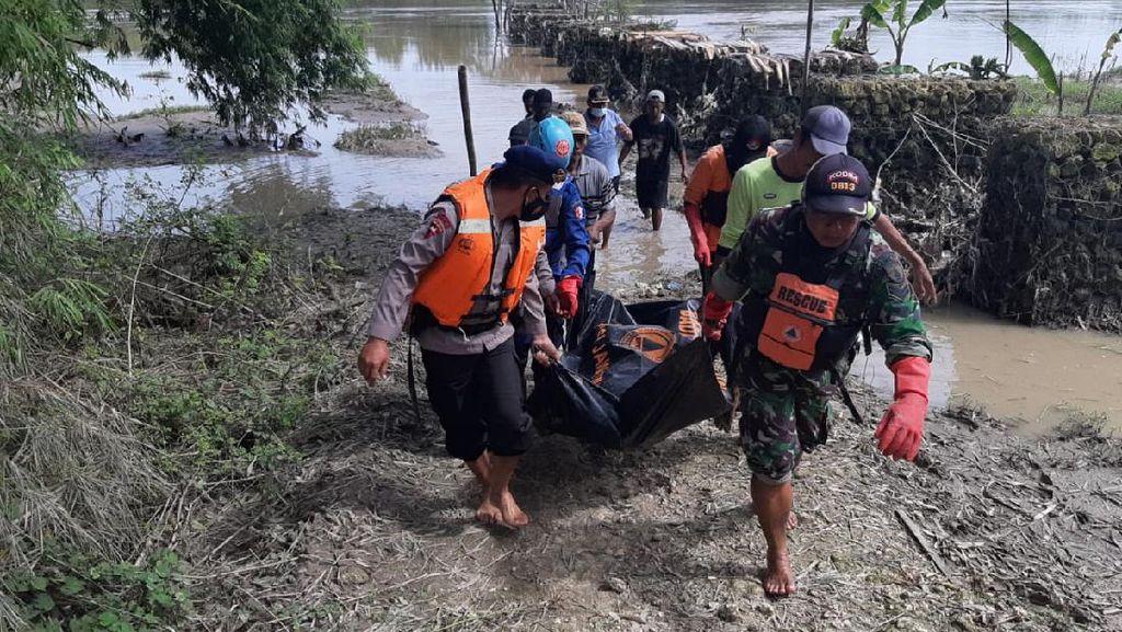 ASN Ngawi Bunuh Diri Terjun ke Bengawan Solo, Mayatnya Ditemukan di Bojonegoro