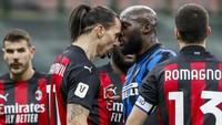 Derby Milan Panas! Ada Ribut-ribut Lukaku Vs Ibrahimovic