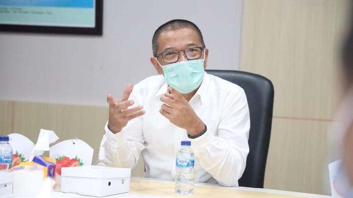 Dirjen Pembinaan Penempatan Tenaga Kerja dan Perluasan Kesempatan Kerja (Binapenta dan PKK) Kementerian Ketenagakerjaan, Suhartono,