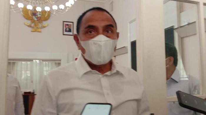 Gubsu Edy Rahmayadi (Ahmad Arfah-detikcom)