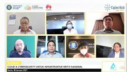 Keamanan Siber Jadi Isu Strategis, Huawei Singgung Penggunaan Cloud