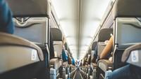 Ngoceh soal Pandemi di Pesawat, Penumpang Ini Diancam Diborgol