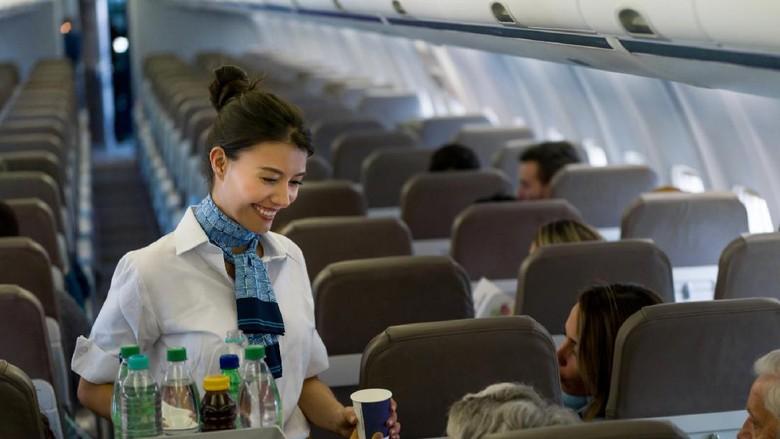 kru kabin, kabin pesawat