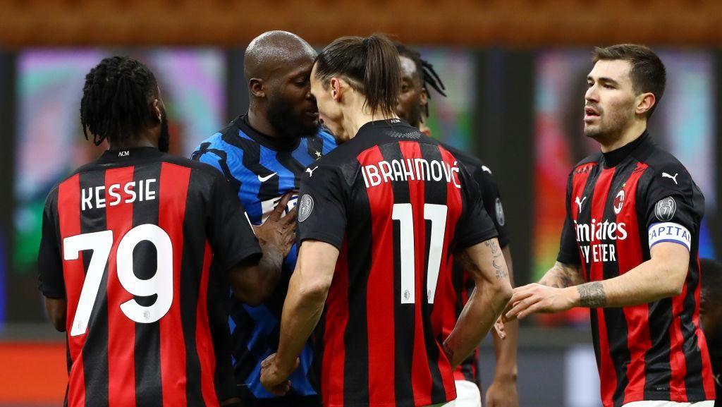 Ibrahimovic Tepis Tudingan Rasis ke Lukaku