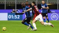 10 Data dan Fakta Usai Inter Singkirkan Milan di Coppa Italia