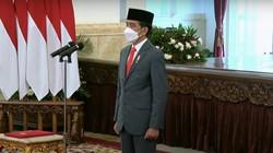Jokowi Resmi Lantik Dewan Pengawas LPI, Ini Profilnya