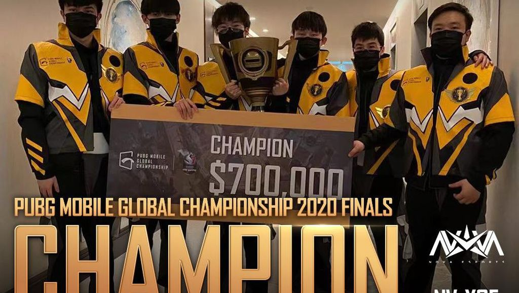 Nova Juara Dunia PMGC 2020, Bigetron Red Aliens Peringkat 5