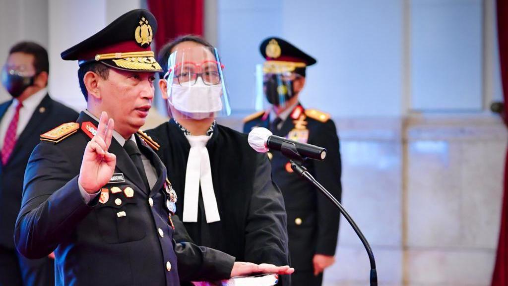 Jenderal Listyo Sigit Prabowo Ingin Polsek Lebih Dekat dengan Warga