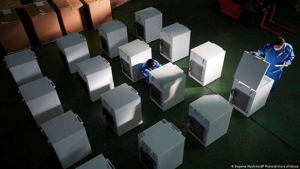 Melihat Sederet Rintangan Peluncuran Vaksin COVID-19 di Jepang